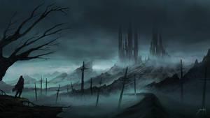 Dark Mist by JJcanvas