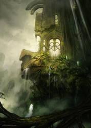 Pilgrimage by JJcanvas
