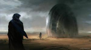 UFO by JJcanvas
