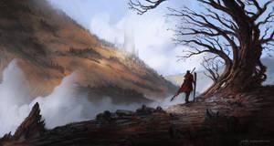 Journey Home II by JJcanvas