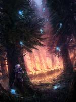 World of Warcraft - Battle for Azeroth II by JJcanvas