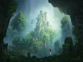 Forgotten landsI by JJcanvas