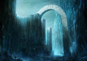 Frost Valley by JJcanvas
