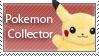 Pokemon Collector stamp by SilverToraGe