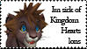 Tired of Kingdom Hearts Lions by SilverToraGe