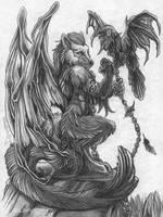 Demon Lukoi final by guyver47