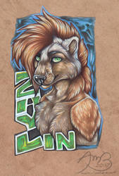 Zaylin badge by guyver47