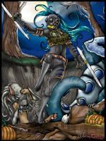 Zer's Monster Ball 2005 by guyver47