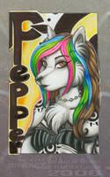 Pepper badge by guyver47