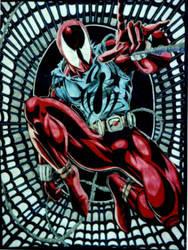 Scarlet Spider by guyver47
