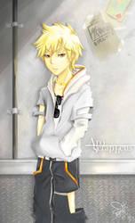 CR : Aro Serapheus by krakuyaaa-kon