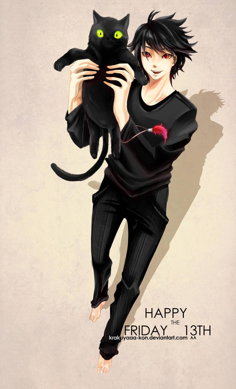 FRIDAY13TH by krakuyaaa-kon