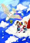 Giving Out Love by krakuyaaa-kon