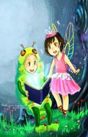 Butterflies Story by krakuyaaa-kon