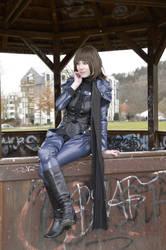 Queen Makoto Niijima - Persona by Yuninka2