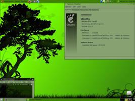 Ubuntu 8.04 by Warma