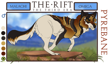 TR | Malachi | Omega of Pyrebane by JessieDagger