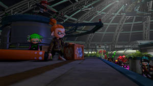[SFM] Octo Infiltration by JonathanFess