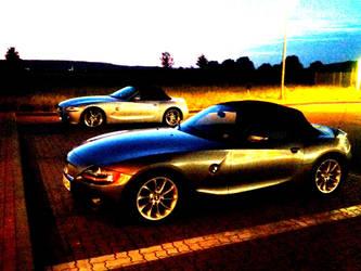 BMW Z4 - bad twins by JoeBlack1978