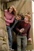 The Potter Trio by jparker2001
