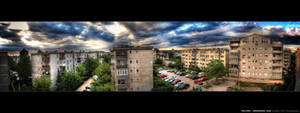 Paltinis - Panoramic HDR by joanchris