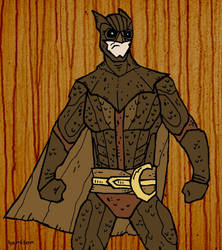 Movie Version Nite Owl by Hartter
