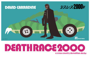 Death Race 2000 Japanese by Hartter