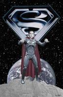 Tim Burton's Superman Lives by Hartter