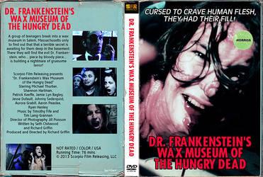 Dr. Frankenstein DVD Sleeve by Hartter