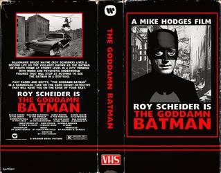 The Goddamn Batman VHS by Hartter
