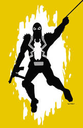 Flash Thompson Venom by Hartter