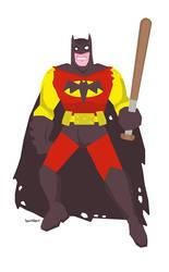 Batman Of Zur En Arrh by Hartter