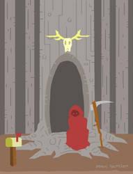 Death's Doorstep by Hartter