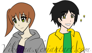 GUESS WHO THEY ARE by Vibiana