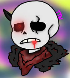 TwistTale Sans Genocide by Toast-The-Noodle