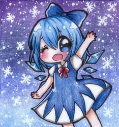 Ice Baka by Anniichu