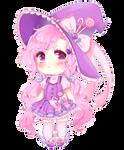 Yumi chibi by Anniichu
