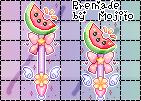 Watermelon Wand by KorueSenpai