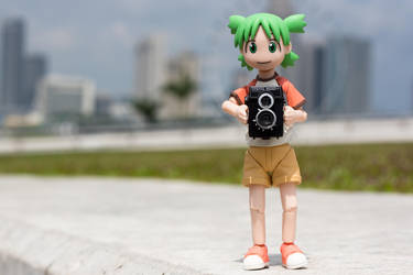 Yotsuba the Photographer by Makanator