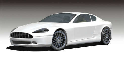Aston Martin DB9 by Emigepa