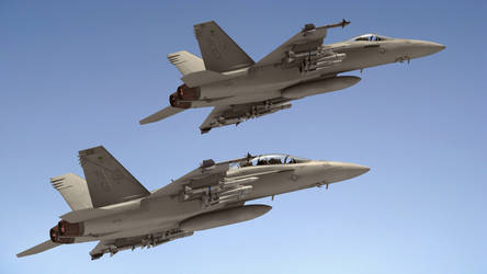 SUPER HORNETS by Emigepa