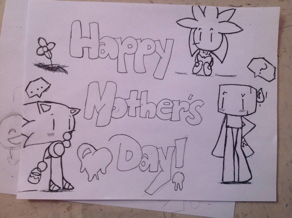 Happy Mothers Day! by Silverfan4EVER123