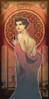 Lust - Adler by kahahuna