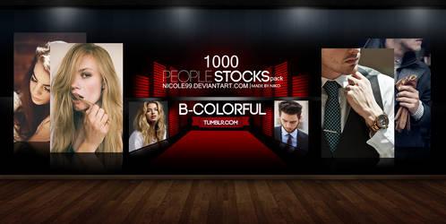 Pack 1000 People Stocks Niko by Nicole99