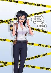 Detective M... by StereoscopeComics