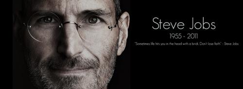 Steve Jobs by MrSuicyde