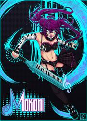 Musical Mokoni by JustinianKnight