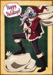 Holiday Noxus 2013 by JustinianKnight