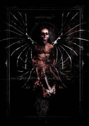 Tarotcard - Scabbed Angel by hardyzbest