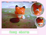 Foxy charm by Dreams-of-Wings